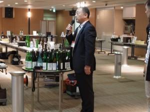 President Kimura of Ajinomachidaya